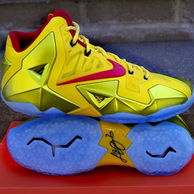 nike lebron 11 pe carmex 1 02 LeBron 11 Carmex PE That You Can Also Design on Nike iD