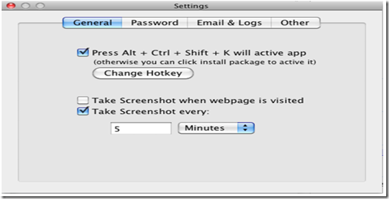 any keylogger for mac use