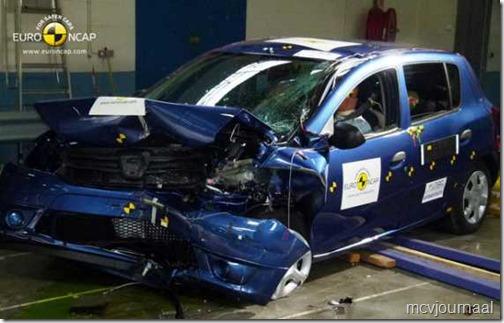 EuroNCAP Dacia Sandero 03