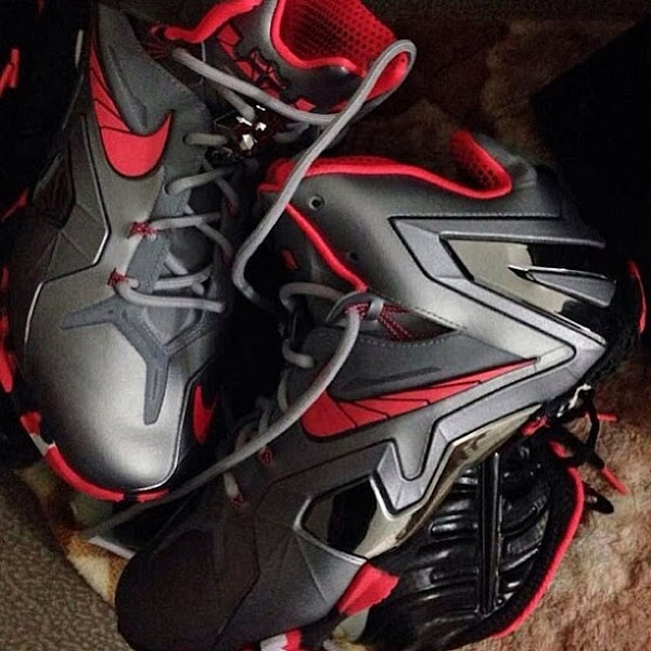 Another Look at the Nike LeBron 11 PS Elite