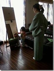 きものを着てみようテスト練習 (4)