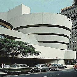 26.- F. Lloyd Wright. Museo Guggenheim (Nueva York)