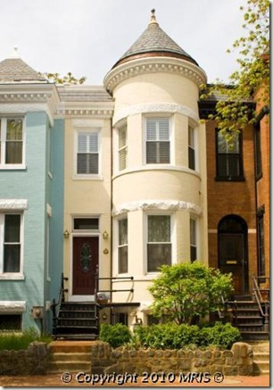 Old world gothic and victorian interior design row houses for Interior home designers and washington dc