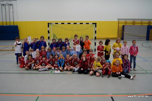 Die Teilnehmer des Turniers