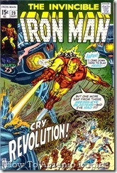 P00148 - El Invencible Iron Man #29