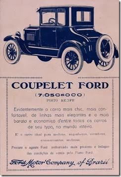 Anúncio antigo Ford 06