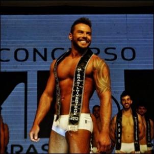 Felipe Zabloski Mister Brasil Diversidade