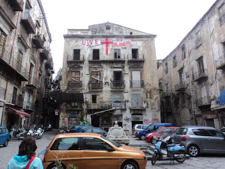Atractii Italia: Palermo - Pe strazi