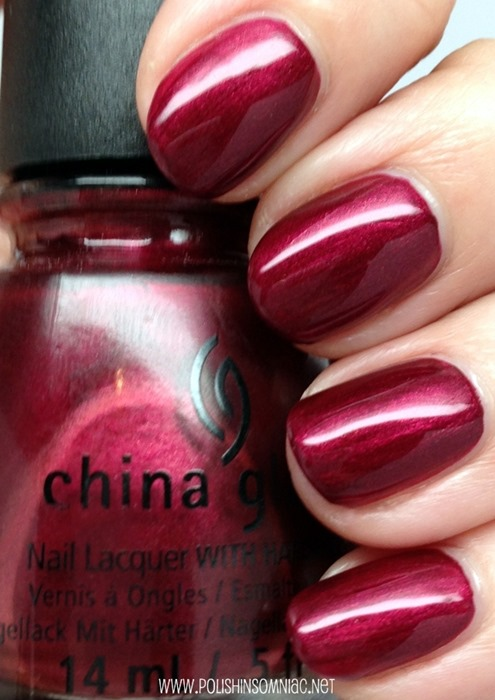 China Glaze Define Good