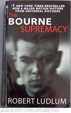 'bourne supremacy' photo (c) 2010, CHRIS DRUMM - license: http://creativecommons.org/licenses/by/2.0/