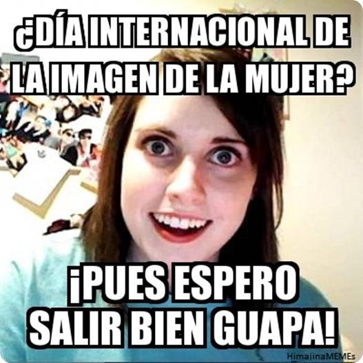 Día Internacional de la Imagen de la Mujer