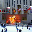 Front View of Rockefeller Center