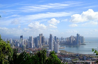Panama City skyscrapers