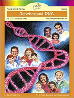 Genetics and DNA MBtP Cover Image