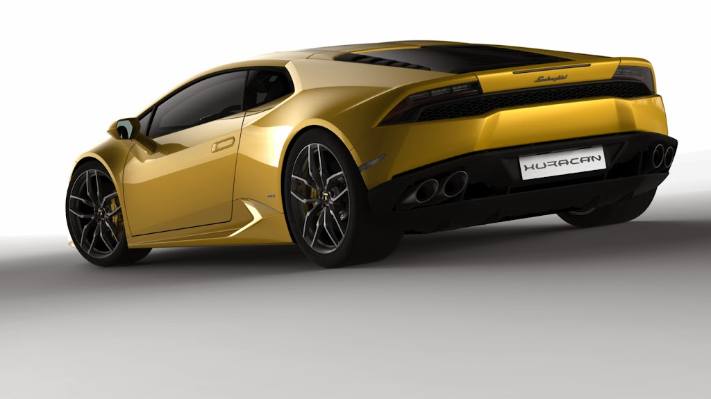Lamborghini%252520Huracan%252520LP%252520610 4%2525204 Lamborghini Huracan LP 610 4: Yep, Its the New Baby Lambo [Video]