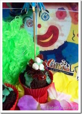 muffin carnaval