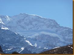 Andes 22,000 elevation z