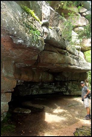 Gorham Mountain Hike 054