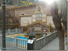 Fuente del Santuario de la Fuensanta - Algezares - Murcia
