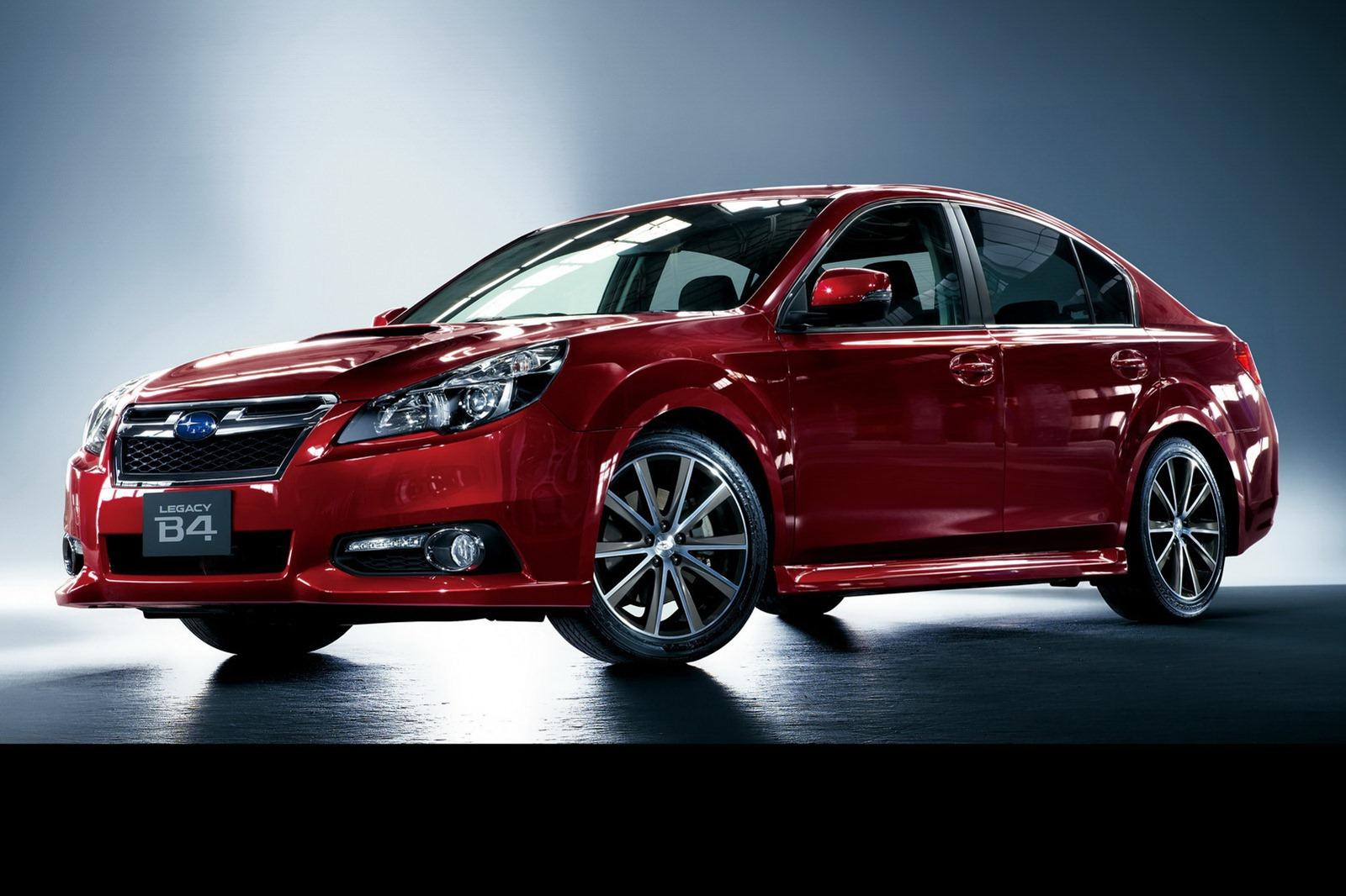 2013 Subaru Legacy GT