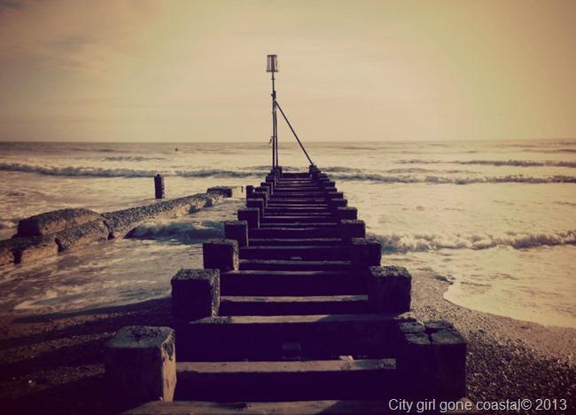 steppy pier