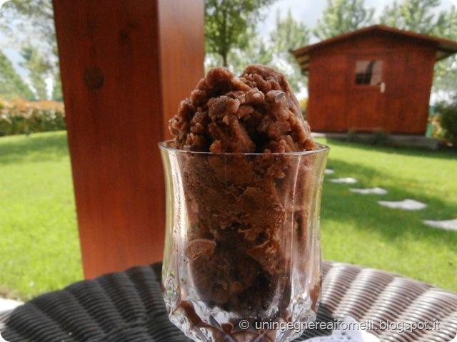 granita caffè cioccolato