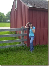 Wendy and the barn