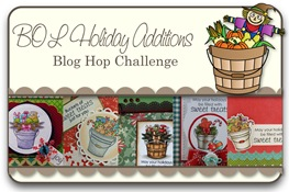 BOL Holiday Additions Blog Hop Challenge