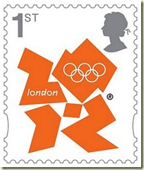 Olympic Definitives 1st class-763896