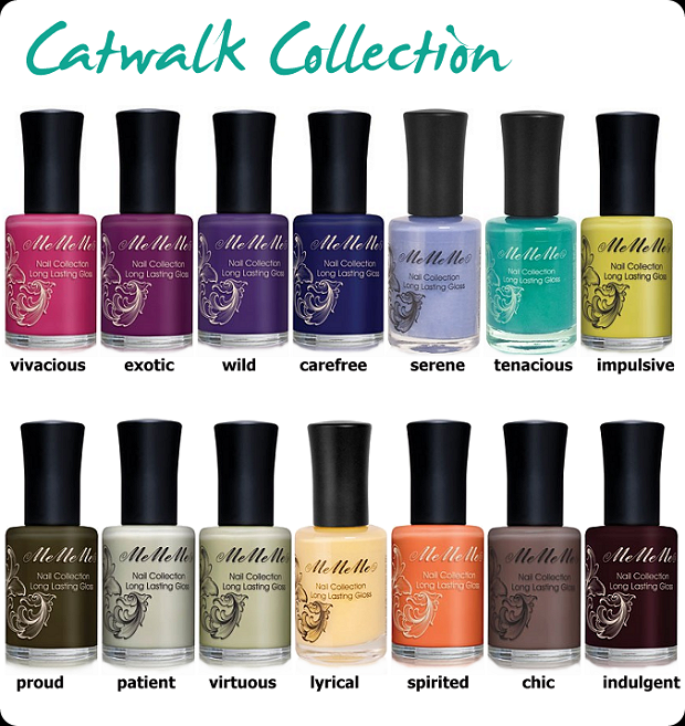 mememe-nail-polish-catwalk-collection