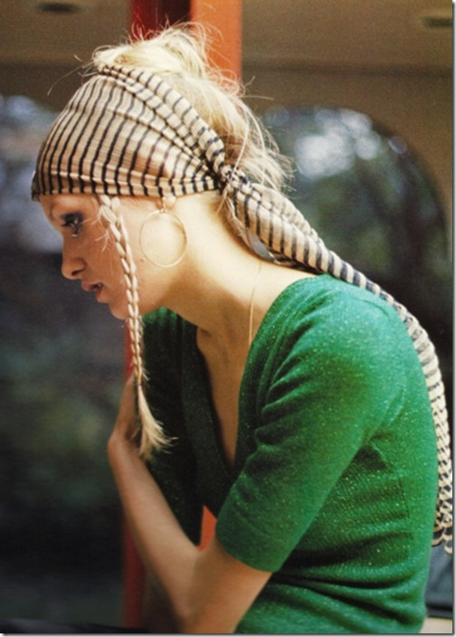 verde - Twiggy by Linda Mcartney