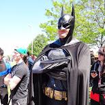 its BATMAN in Toronto, Ontario, Canada