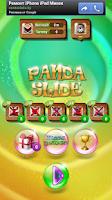 Screenshot of Panda Slide