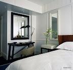 El hotel dispone de 104 habitaciones, entre ellas, dos suites y siete habitaciones superiores. Gentileza: Hotel Pulitzer.