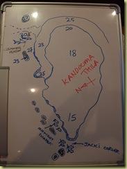 Kandooma Thila Dive Plan