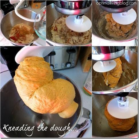 Pumpkin Spice Bagels 3