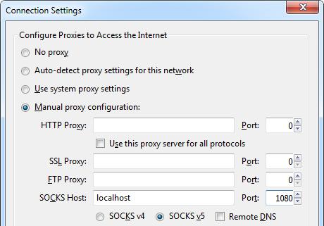 proxy-setting