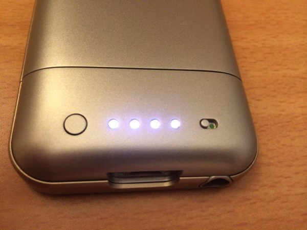 Mophie juice pack air for iPhone5s6