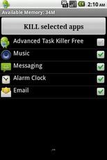 Descargar Advanced Task Killer para celulares gratis