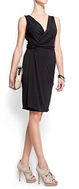 Draped dress4