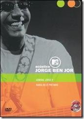 DVD - Acustico MTV - Jorge Ben Jor