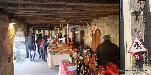 Fources Xmas market