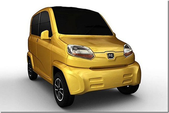 Bajaj Four Wheeler Car Price
