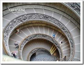 【Vatican♦梵蒂岡】世界上最小的國家! 館藏豐富, 超精彩的梵蒂岡博物館