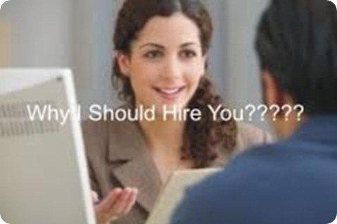 Why should we Hire you