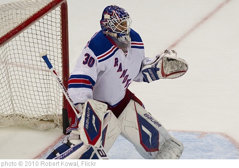 'Henrik Lundqvist' photo (c) 2010, Robert Kowal - license: http://creativecommons.org/licenses/by-sa/2.0/