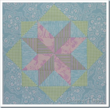 June bee block 1