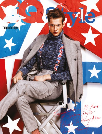 Photography by Giampaolo Sgura for GQ Style Germany, F/W 2011-12