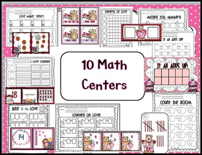 Math Centers Pic