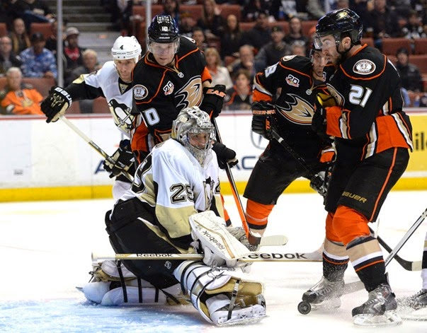 Pittsburgh Penguins v Anaheim Ducks 5bzjqSjYbGwx